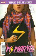 True Believers Ms. Marvel (2015) 1