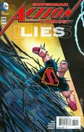 Action Comics (2011 2nd Series) 44A