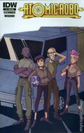 Atomic Robo and the Ring of Fire (2015 IDW) 1SUB