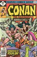 Conan the Barbarian (1970 Marvel) Whitman Variants 72