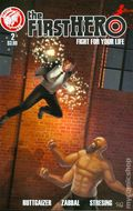 F1rst Hero Fight For Your Life (2015 Action Lab) 2A