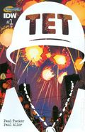 Tet (2015 IDW) 1