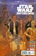Journey to Star Wars The Force Awakens Shattered Empire (2015) 1A