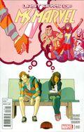 Ms. Marvel (2014 3rd Series) 18A