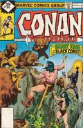 Conan the Barbarian (1970 Marvel) Whitman Variants 94