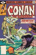 Conan the Barbarian (1970 Marvel) Whitman Variants 98