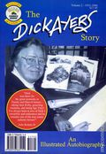 Dick Ayers Story An Illustrated Autobiography GN (2005 Mecca Comics Group) 2-1ST