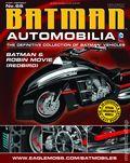 Batman Automobilia: The Definitive Collection of Batman Vehicles (2013- Eaglemoss) Figurine and Magazine #66