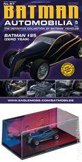 Batman Automobilia: The Definitive Collection of Batman Vehicles (2013- Eaglemoss) Figurine and Magazine #67