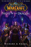 World of Warcraft Night of the Dragon SC (2008 Pocket Books Novel) 1-1ST