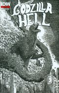 Godzilla in Hell (2015 IDW) 1B