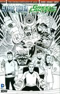 Star Trek Green Lantern (2015 IDW) 1E