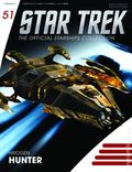 Star Trek The Official Starship Collection (2013 Eaglemoss) Magazine and Figure #051