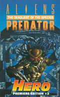 Aliens Predator The Deadliest of Species (1993) Ashcan 1RED