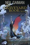 Graveyard Book GN (2015 A HarperCollins Graphic Novel) By Neil Gaiman 1-1ST
