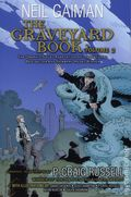 Graveyard Book GN (2015 A HarperCollins Graphic Novel) By Neil Gaiman 2-REP