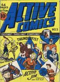 Active Comics (1942) 5