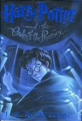 Harry Potter and the Order of the Phoenix HC (2003 Novel) 1-REP