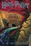 Harry Potter and the Chamber of Secrets HC (1999 Scholastic Novel) 1-1ST