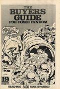 Comics Buyer's Guide (1971) 19