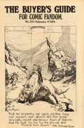 Comics Buyer's Guide (1971) 222
