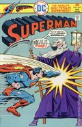 Superman (1939 1st Series) Mark Jewelers 295MJ