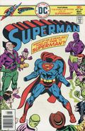 Superman (1939 1st Series) Mark Jewelers 299MJ