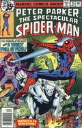 Spectacular Spider-Man (1976 1st Series) Mark Jewelers 25MJ
