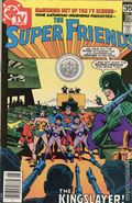 Super Friends (1976 DC 1st Series) Mark Jewelers 11MJ