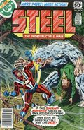 Steel the Indestructible Man (1978) Mark Jewelers 5MJ