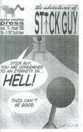 Adventures of Stick Guy (1998) Ashcan 1