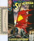 Superman (1987 2nd Series) 75DFSIGNEDA