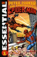 Essential Peter Parker Spectacular Spider-Man TPB (2005- Marvel) 1st Edition 1-1ST