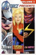 A-Force Presents TPB (2015-2016 Marvel NOW) 1-1ST