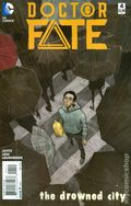 Doctor Fate (2015 DC) 4