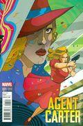 Agent Carter S.H.I.E.L.D. 50th Anniversary (2015) 1B