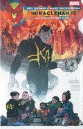 Miracleman (2015 Marvel) 2C