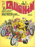 Laugh-In Magazine (1968) 9