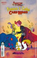 Adventure Time Fionna and Cake Card Wars (2015 Boom) 3A