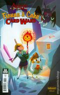 Adventure Time Fionna and Cake Card Wars (2015 Boom) 3B