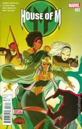 House of M (2015 2nd Series) 3A