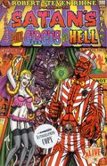 Satan's 3-Ring Circus of Hell TPB (2005 Asylum Press) 1S-1ST
