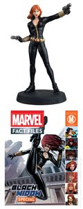 Marvel Fact Files Special (2014 Eaglemoss) Model and Magazine #008