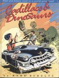 Cadillacs and Dinosaurs HC (1989) Limited Signed Edition 1-1ST