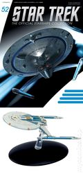 Star Trek The Official Starship Collection (2013 Eaglemoss) Magazine and Figure #052