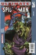 Ultimate Spider-Man (2000) 26DF.SIGNED