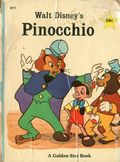 Pinocchio A Golden Star Book (1967) Golden Star Library 6071