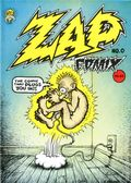 Zap Comix (1968 Apex Novelties) #0, 10th Printing