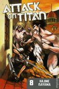 Attack on Titan GN (2012- Kodansha Digest) 8-REP