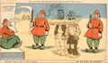 Happy Hooligan Magic Post Cards (1906) PRISONERS